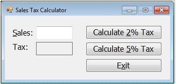 3a2 sales tax calculator visualbasic glhs with mrs rice